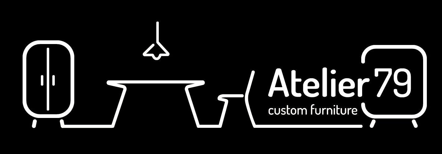 Atelier79 – Design si creatie de mobila din lemn masiv
